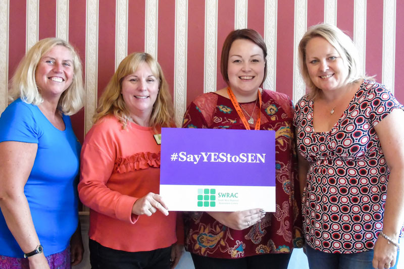 Say YES to SEN with SWRAC