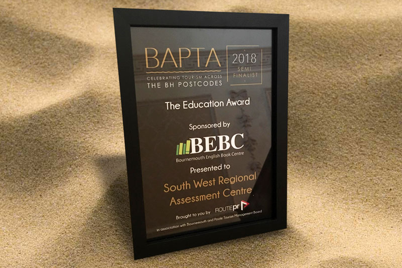 BAPTA Awards 2018